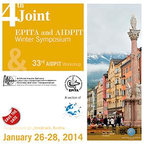 Il Diabetes Research Institute presente a Igls (Austria), il 26-28 gennaio per 4th Joint EPITA and AIDPIT  Winter Symposium