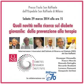 """Video: """"Le novità nella ricerca sul diabete giovanile"""""""