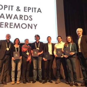 Premiato il DRI dall'European Society of Organ Transplantation