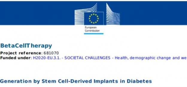 Terapia con cellule staminali: parte un nuovo progetto