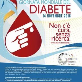 Giornata mondiale del diabete: screening gratuiti per glicemia e retinopatia
