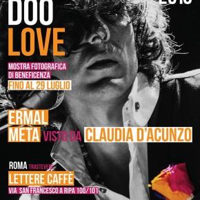 """""""VOODOO LOVE"""", ERMAL META IN MOSTRA PER SOSTENERE LA RICERCA"""