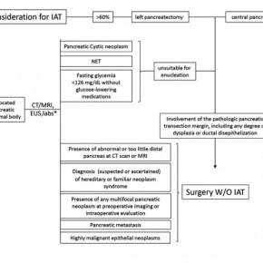 Utilità della terapia cellulare per prevenire il diabete dopo asportazione parziale del pancreas