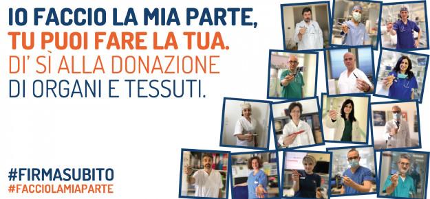 23ma Giornata Nazionale per la donazione di organi e tessuti: l'appello di 150 medici e operatori sanitari della Rete trapianti