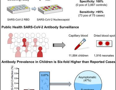 COVID-19: sotto 18 anni non associato allo sviluppo di diabete di tipo 1 ma 6 volte più frequente di quanto diagnosticato